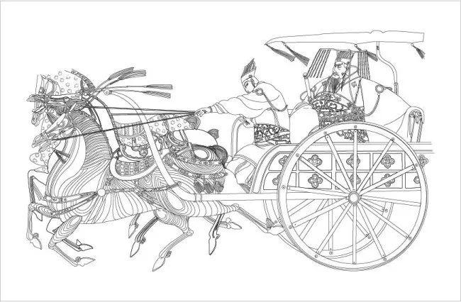 现如今驾照不好考?其实古代的驾考更难!不遵守交规还有可能被充军~