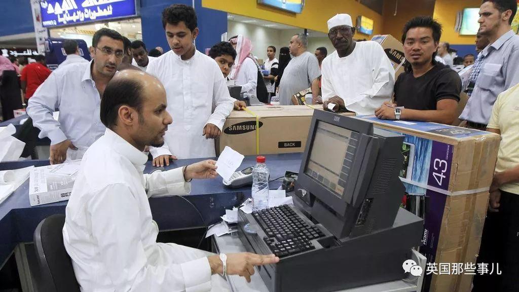 死都不去打工的沙特年轻人,你们政府为你们操碎了心知道么!!