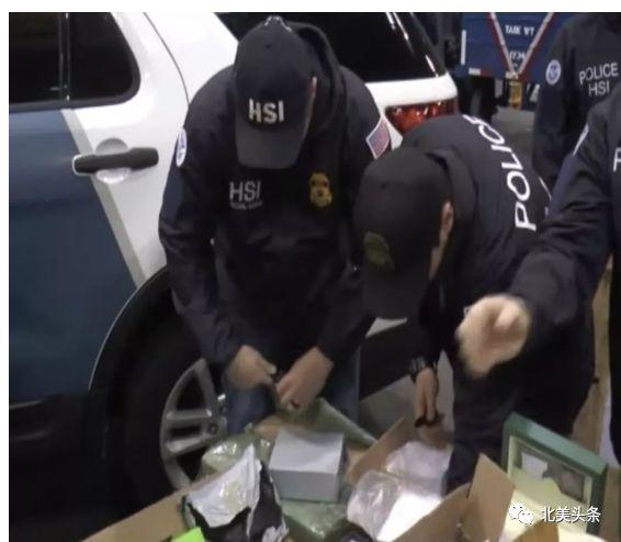 4.5亿惊天大案!华人团伙把假货送进美国正规商店,多名纽约人被抓