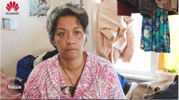 居住在Papakura的Louise已经是有两个孩子的妈妈了