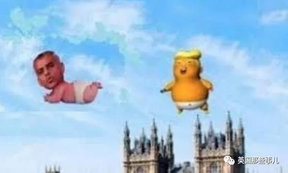 搞完川普搞市长!今天....伦敦市长也彻底飞了啊!