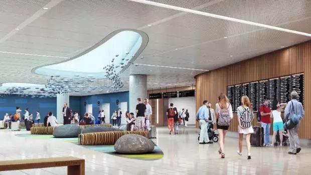 干货| 新西兰 奥克兰国际机场逛吃指南