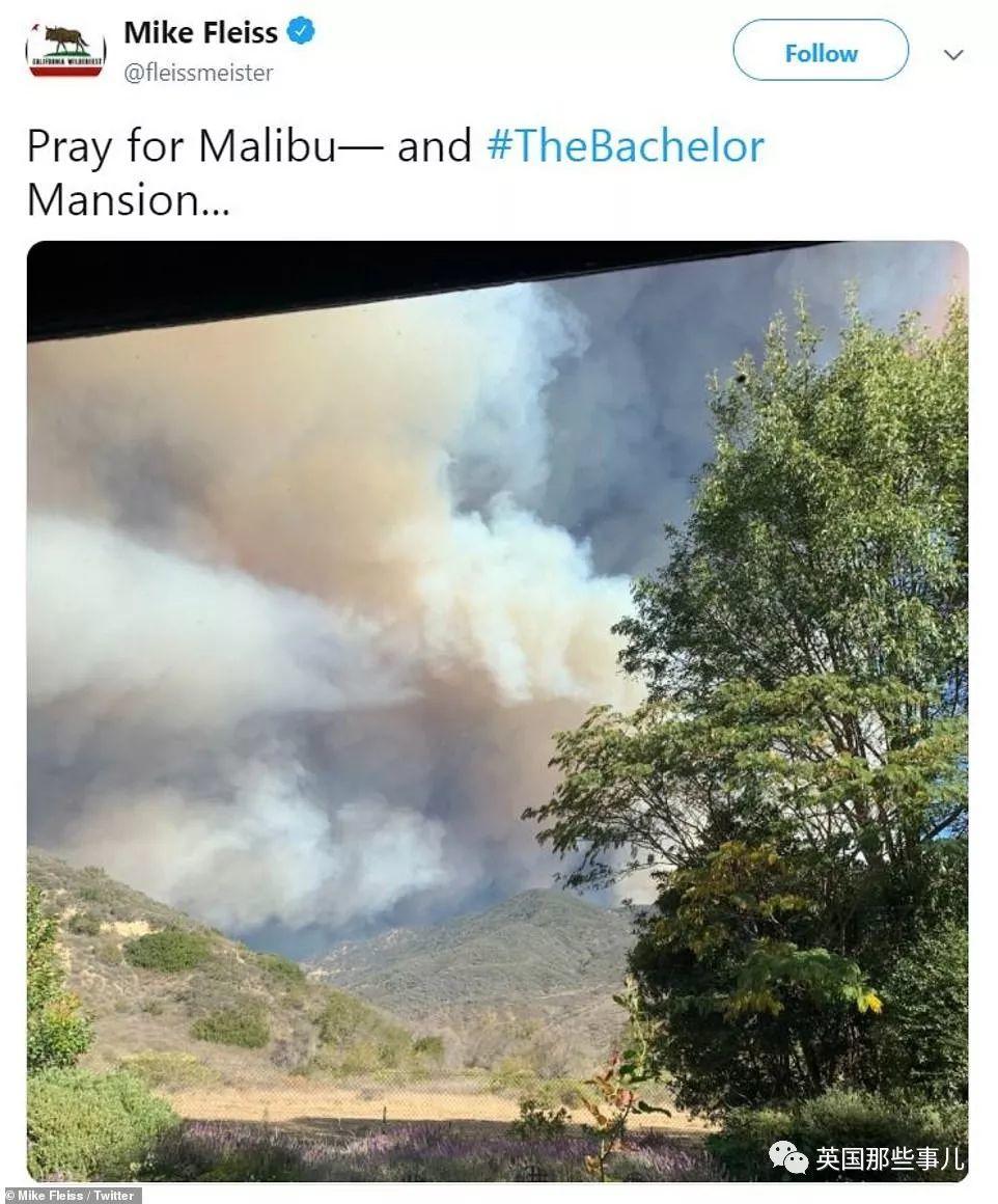 美国史上破坏性最强的山火,这画面简直犹如世界末日