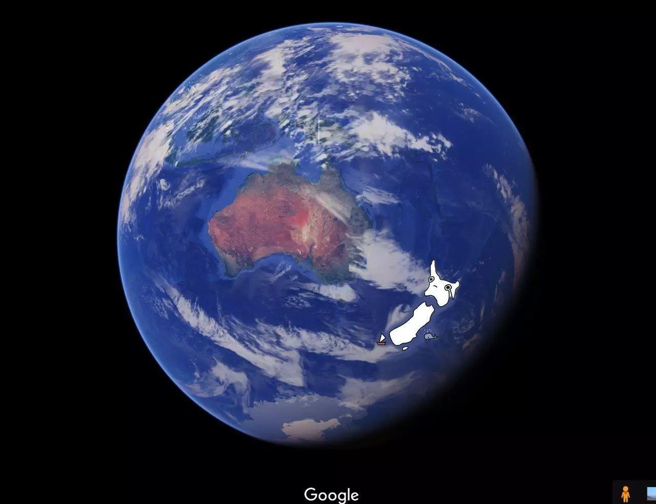 新西兰,全世界最委屈巴巴的国家:你们太过份了!