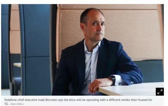 华为或将退出澳洲移动网络市场,Vodafone已确认不再与华为进行合作