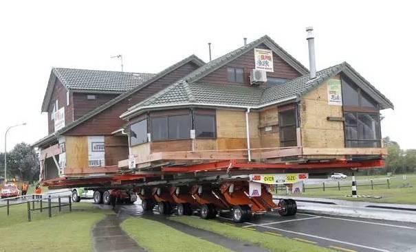 怎一个霸气了得...目瞪口呆看新西兰的搬家公司!