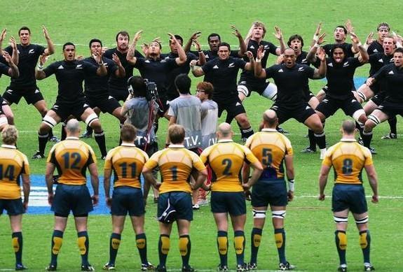 里约奥运,新西兰战舞又一次闪耀世界!全世界都已被哈卡战舞震撼和感动了!