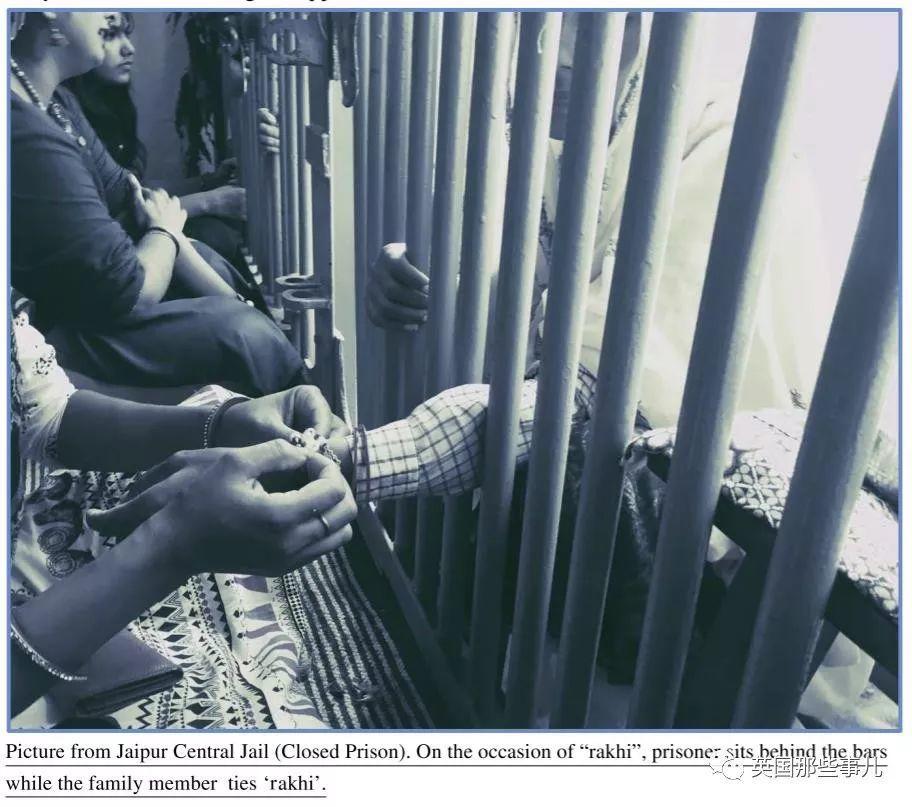 可以自由外出工作成家立业生儿育女。印度这些监狱里,犯人都不舍得走...