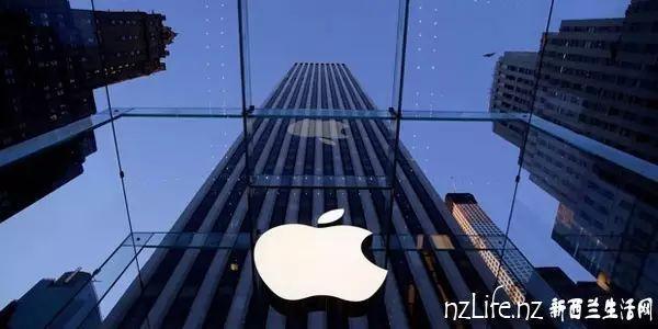 苹果,库克,你在抢吗?在新西兰一年卖42亿却没交1分税!