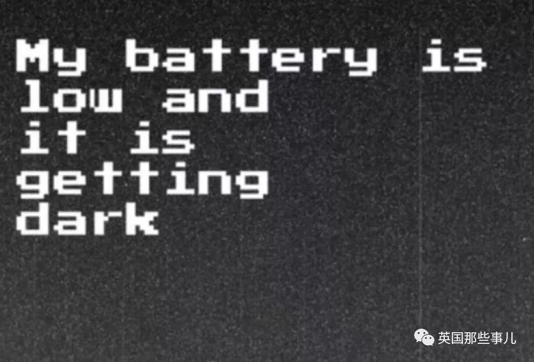 '我要没电啦,天也开始变黑了' 本来只想工作90天,它却超长待机了15年...