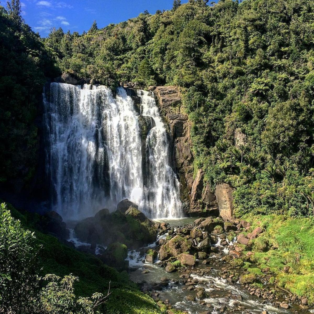 马罗考帕瀑布