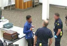 是不是傻?稀有活鱼挂脖子闯海关!亚裔男入境澳洲直接被逮捕!