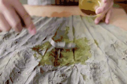 香軟可口的糯米雞做法,視頻教學