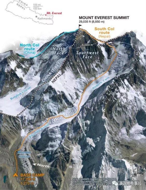 海拔8000米的致命排队: 为登顶珠峰,9天里10个人在这场拥堵中死去..