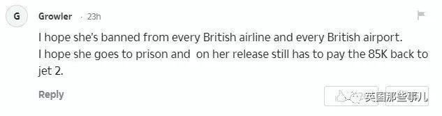 英国女乘客大闹机舱引得战斗机出动:巨额罚款!终身禁飞!
