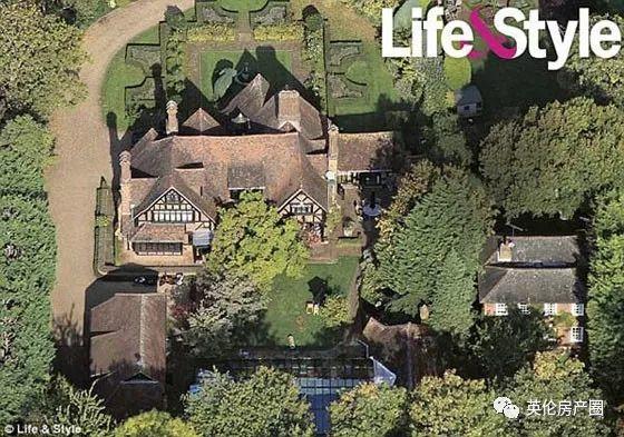 好莱坞明星在伦敦都爱住哪? 跟着他们选,这些都是伦敦最好的地方!