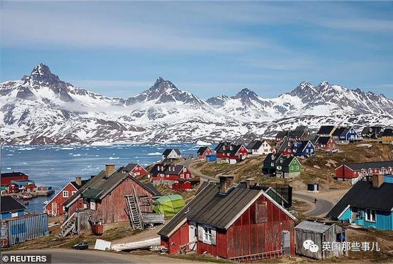 川普大开脑洞想把格陵兰岛买下来??网友们又一次开启了嘲讽模式...