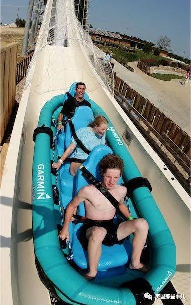 他们造出了世界上最高的水滑梯,却也造出一场噩梦....