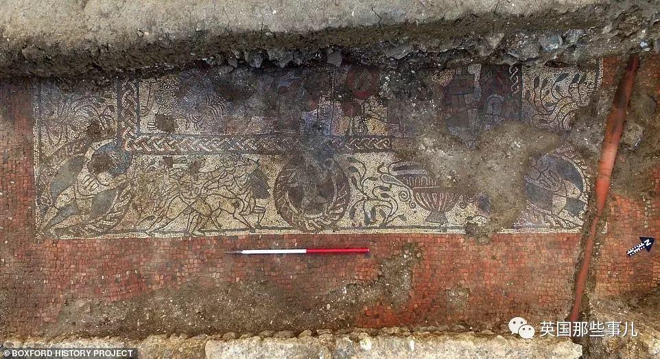 英国出土1600年前的文物,上面居然刻着简体中文?!