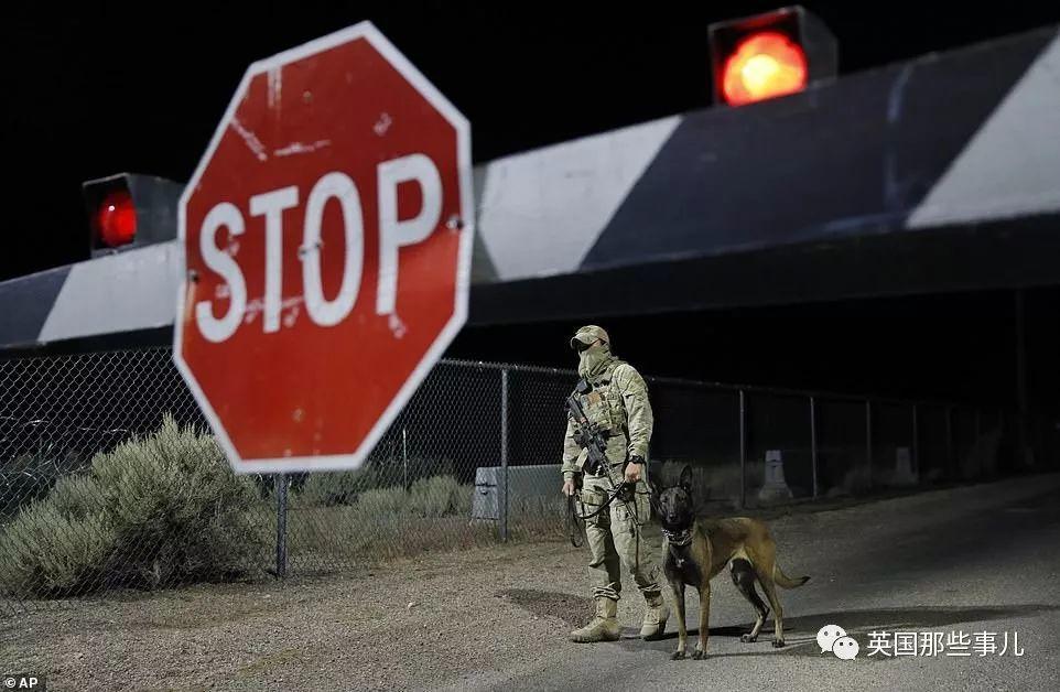 200万人要冲击美国51区绝密基地。准备2个月, 只来了75个沙雕??