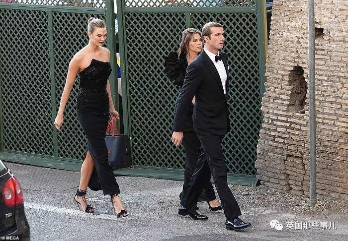 一场婚礼请来各路王子公主总统女儿明星名模! 看完新人来头, 名流圈真是个圈啊!