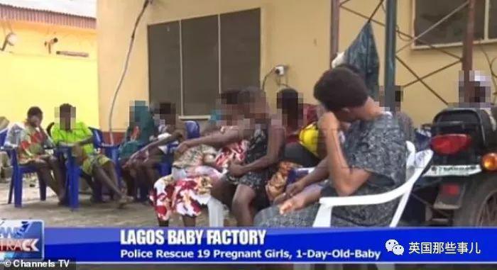 生产婴儿的工厂:把女性囚禁起来生孩子,生完才可以离开…