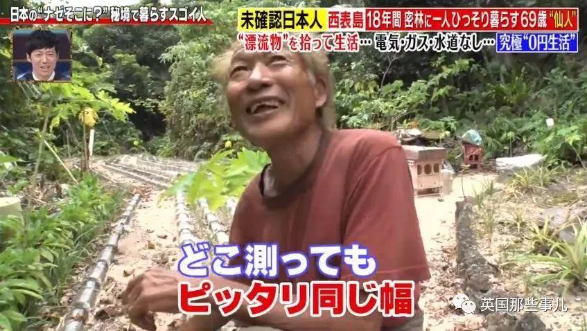 仙人大爷独自在岛上零开销生活18年:回不去文明社会了