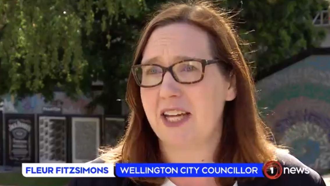 """议员Fleur Fitzsimons对1 NEWS说:""""这是租金稳定的一种模式。"""""""