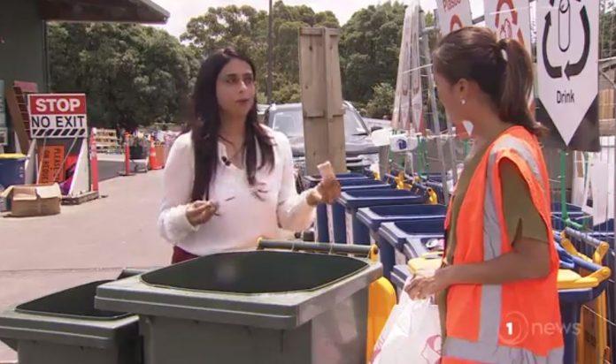 奥克兰市议会要求垃圾只能回收干净的家用包装。