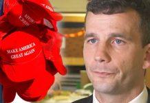 新西兰行动党党魁盗版川普竞选口号:让新西兰再次伟大。