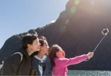 去年有超过40万中国游客访问了新西兰。
