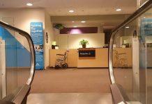 奥克兰医院(Auckland Hospital)内。