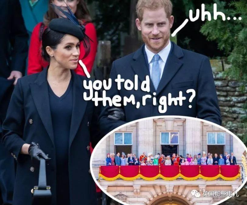 """破天荒! 女王召见全体皇室讨论哈里梅根""""脱皇协议"""", 硬梅脱? 软梅脱? 这简直皇室脱欧大戏!"""