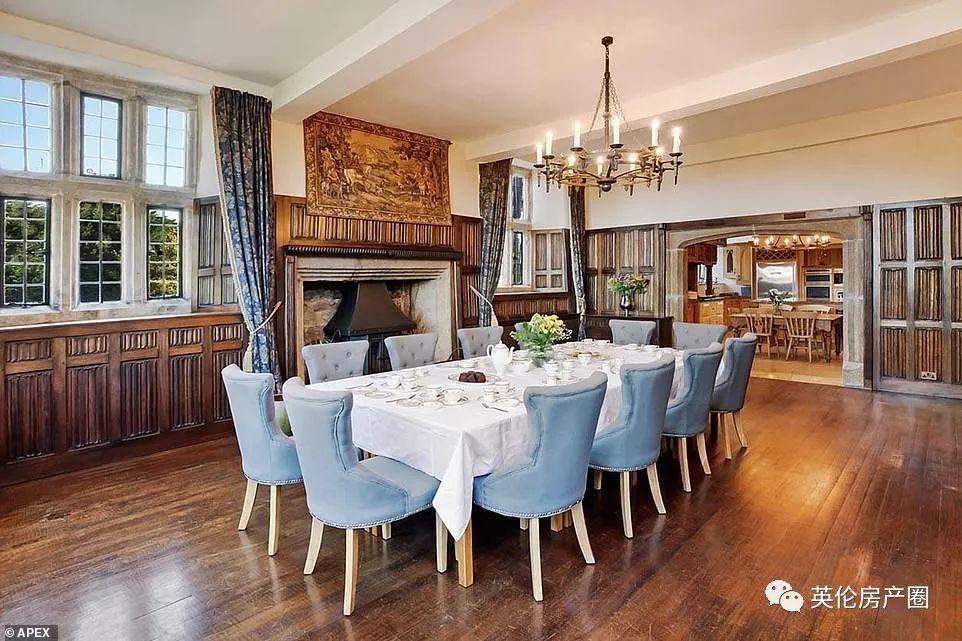 中国投资者买下英国九百年古宅想改成酒店...邻居们不同意!