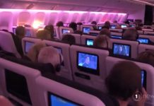 新西兰航空的包机撤侨航班定于今晚在武汉降落。