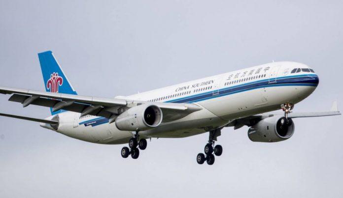 据信,南方航空航班上突发死亡事件与冠状病毒无关。