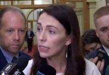 总理Jacinda Ardern表示,政府没办法帮助在日本横滨的游轮上的新西兰人脱离隔离。