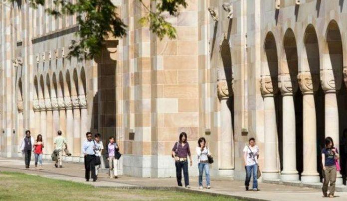 旅行限制可能会给澳大利亚高等教育出口产业带来冲击。