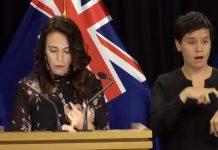 新西兰总理宣布针对从中国大陆来的旅客的入境禁令再延长了八天。