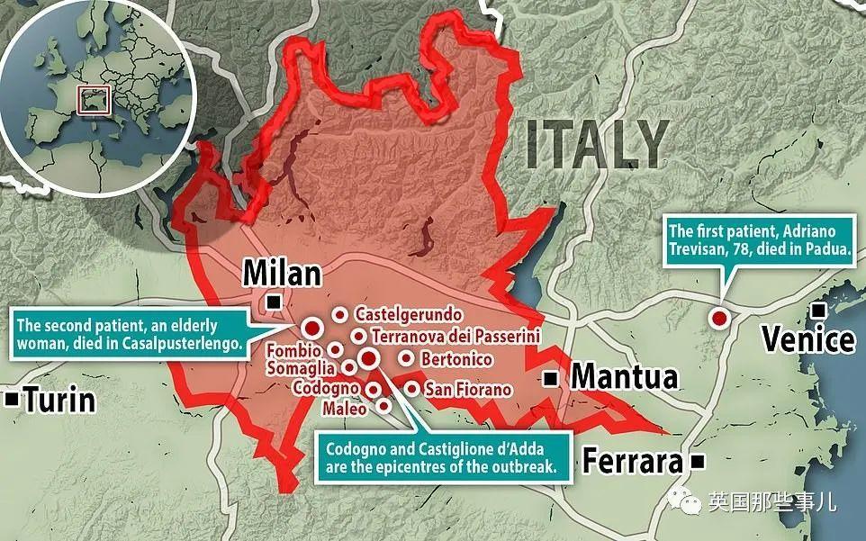 意大利爆发封城, 中东伊朗沦陷, 韩国逐渐失控..无症状带毒者简直防不胜防!