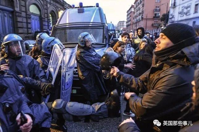 意大利监狱开始暴动,伊朗人开始喝假酒抗病毒,德国开始拦截瑞士口罩.. 疫情连锁反应,也很伤…