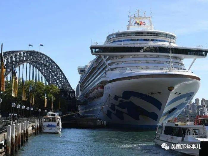 """悉尼公主号确诊4天暴增30倍…这船的""""雷"""",半个月前就埋下了…"""