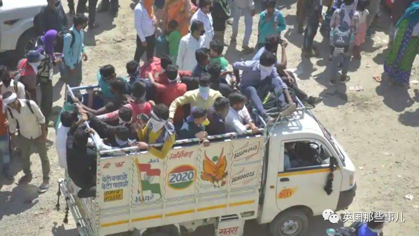 印度封锁后他们想徒步几百公里走回家乡,却死在了回去的路上…