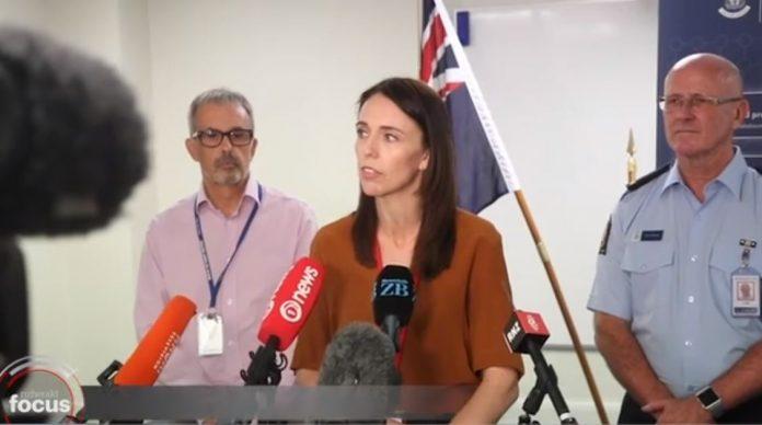 新西兰政府没有计划对于包括日本、韩国和意大利等国实施入境禁令。