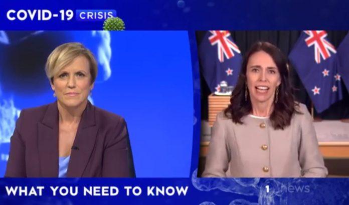 总理Jacinda Ardern认为,新西兰仍可以遏制冠状病毒大流行。