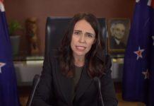 总理Jacinda Ardern宣布新西兰将实施冠状病毒警报系统。