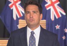 国家党党魁Simon Bridges反对疫情期间的最低工资上涨。