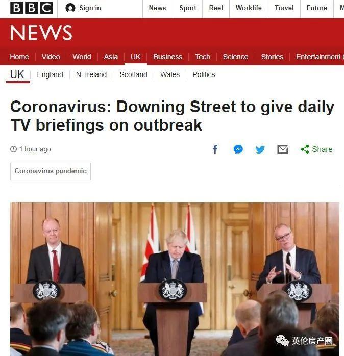 英卫生部简报曝光: 预计12个月内80%英人口将感染! 600万人同时咳嗽...