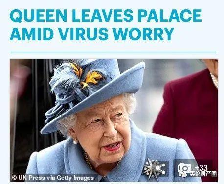 600科学家联名反对英国不隔离策略!女王决定先撤离伦敦!
