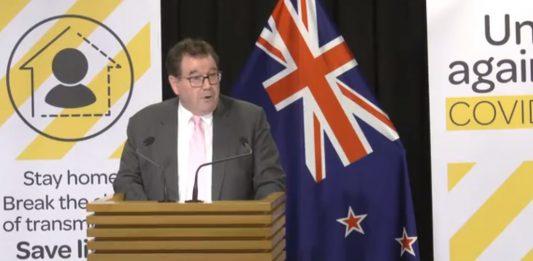 财政部长Grant Robertson:公司可以暂时不还债务。